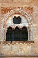 Three mulioned window facing Andria