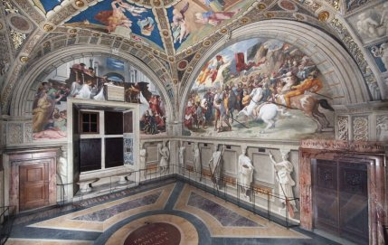 Room of Heliodorus from www.nytimes.com