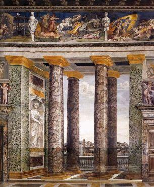 Sala delle prospettive from www.wikipedia.com