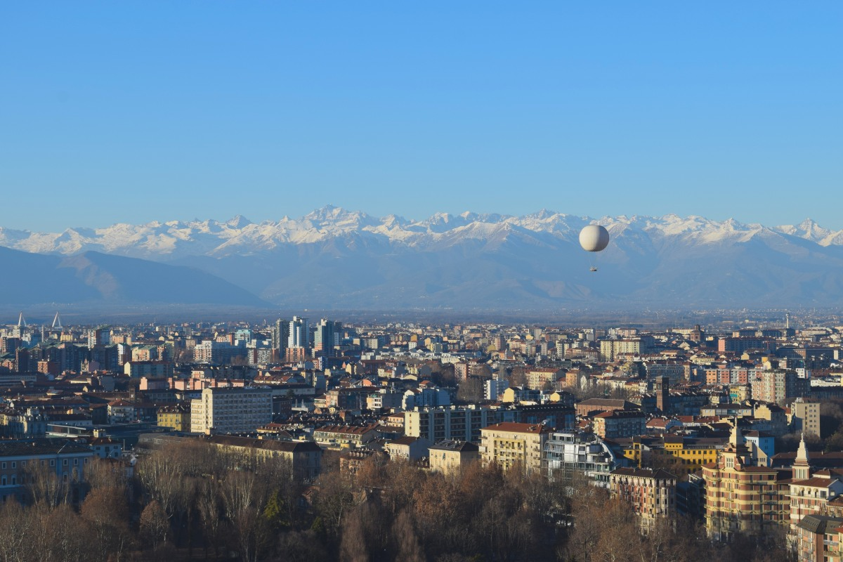 Vintage Films, Vertigo Lifts and Stunning Views: Museum of Cinema in Torino